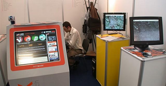 Inchiriere terminale infochiosc