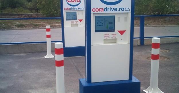 Primele terminale outdoor coradrive.ro
