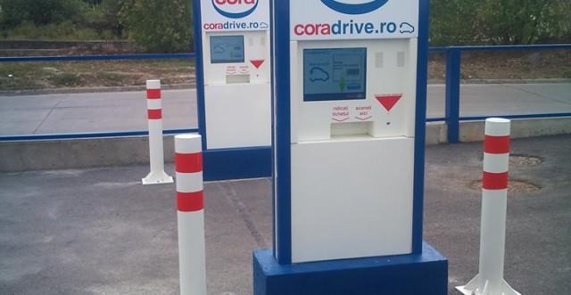 Terminal CoraDrive.ro