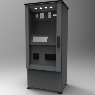 TicketMARK – terminalul folosit pentru plata biletelor