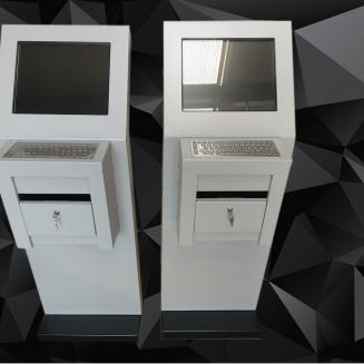 Terminale infochiosc multiMARK pentru departamentele de resurse umane.