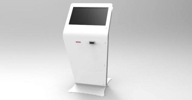 RoundMARK – un nou model de terminal infochiosc